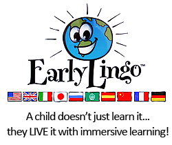 Image of the Early Lingo logo.