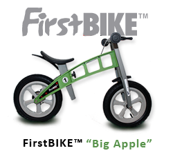 Image of the Big Apple FirstBIKE.