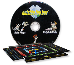 Image of the Outside The Box Game and Tutorial CD