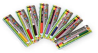 Example image of the TeeJuice Fabric Markers.