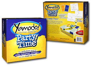 An image of the Yamodo! Party Time game.